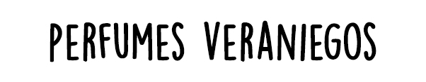 Perfumes Veraniegos