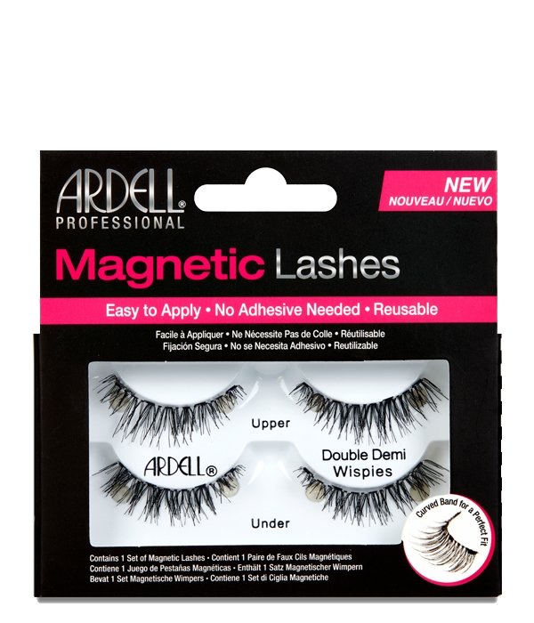Maquillaje - Ardell Double Demi Wispies Magnetic Lashes