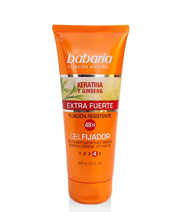 GEL FIJADOR KERATINA EXTRA FUERTE - Perfumeria Prieto bf11f4c47d4