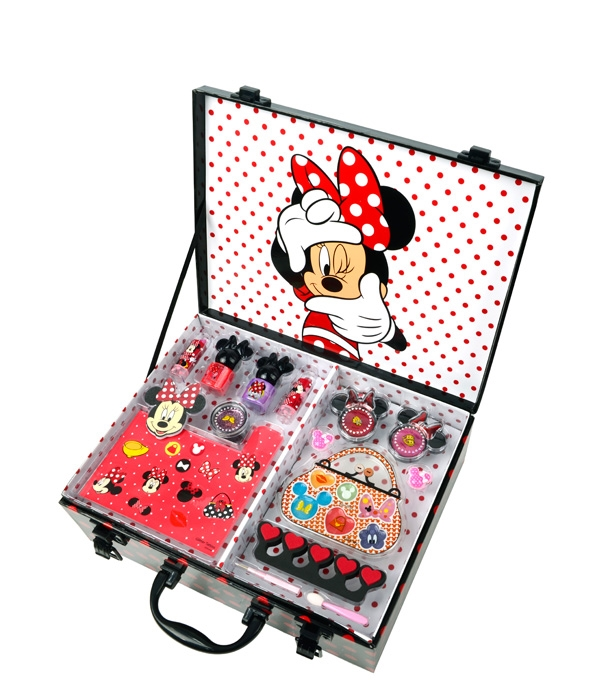 MINNIES TRAVELLING MAKEUP CASE
