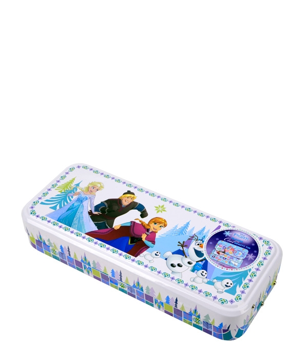 3c0336a20 FROZEN PLAYING IT COOL BEAUTY TIN. Comprar