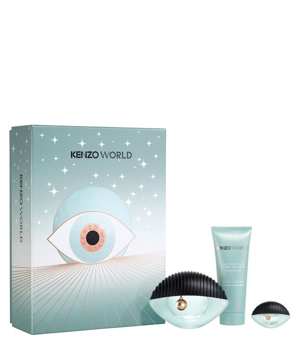 De Kenzo World ParfumPerfumería Estuche Eau Prieto Comprar ynm0vO8wN
