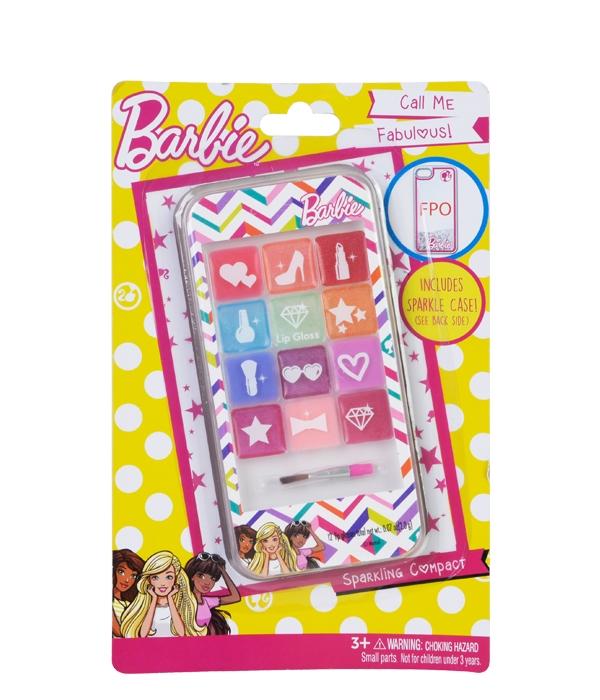ebe80a0e4 Disney Barbie Carcasa con Lip Gloss | Perfumería Prieto