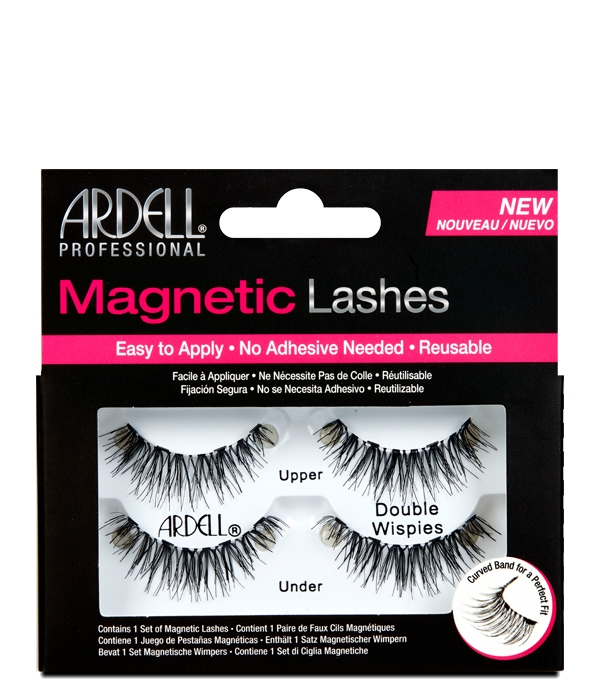 Magnetic Lashes Double Wispies de Ardell