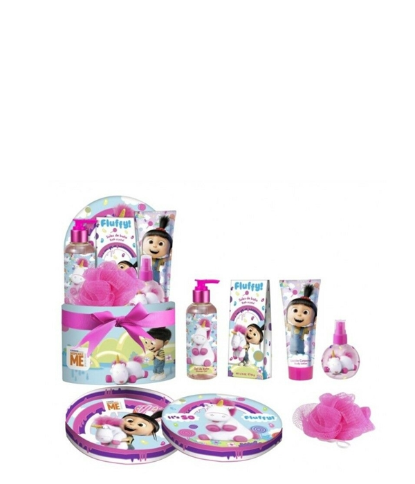 835274736 Disney Fluffy Estuche - Set de Baño | Perfumería Prieto