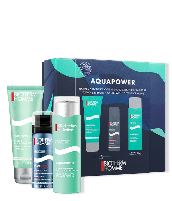 Estuche Aquapower de Biotherm Homme
