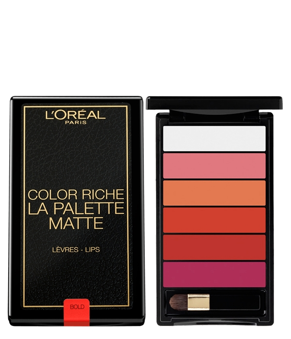 COLOR RICHE LA PALETTE MATTE