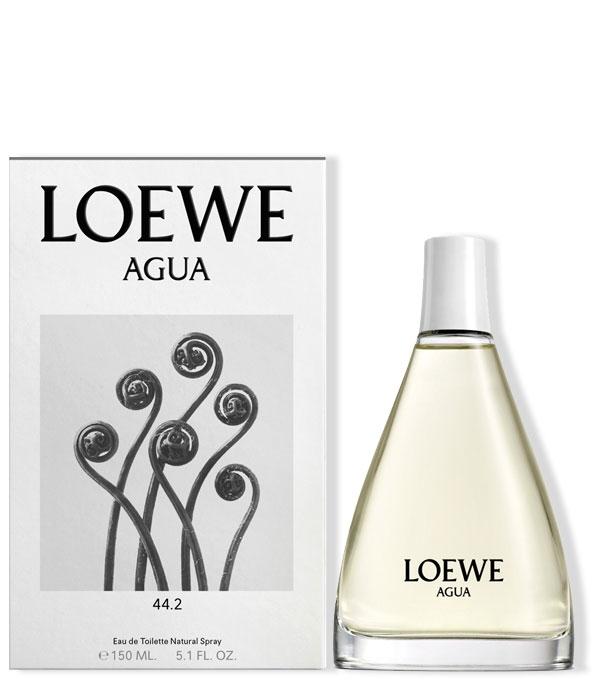 Agua 44.2 de Loewe. Eau de Toilette para mujer.