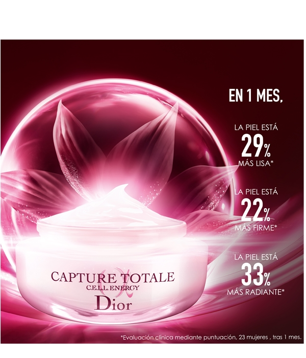 CAPTURE TOTALE CELL ENERGY CREMA