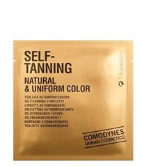 SELF-TANNING NATURAL & UNIFORM COLOR