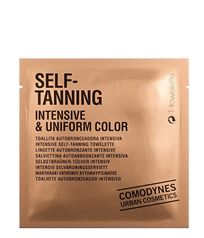 SELF-TANNING INTENSIVE & UNIFORM COLOR
