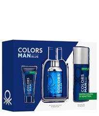 COLORS MAN BLUE ESTUCHE