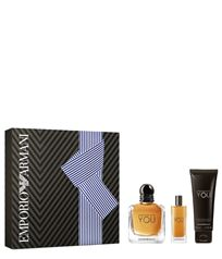 EMPORIO ARMANI STRONGER WITH YOU ESTUCHE