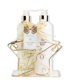 IDC SCENTED BATH GOLD STAR SET