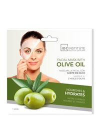 FACIAL MASK WITH OLIVE OIL